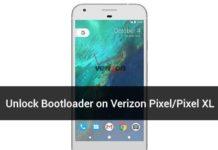 Unlock Bootloader on Verizon Google Pixel and Pixel XL