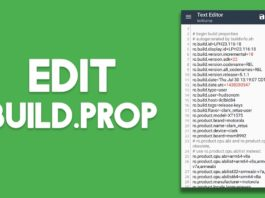 How to edit Build.prop file on Google Pixel and Pixel XL