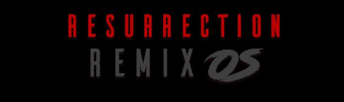 Resurrection Remix Custom Rom for Google Pixel XL